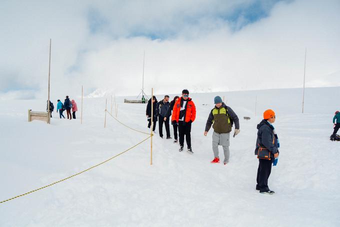 4. Cung đường tuyết 'mái nhà Nhật Bản'7