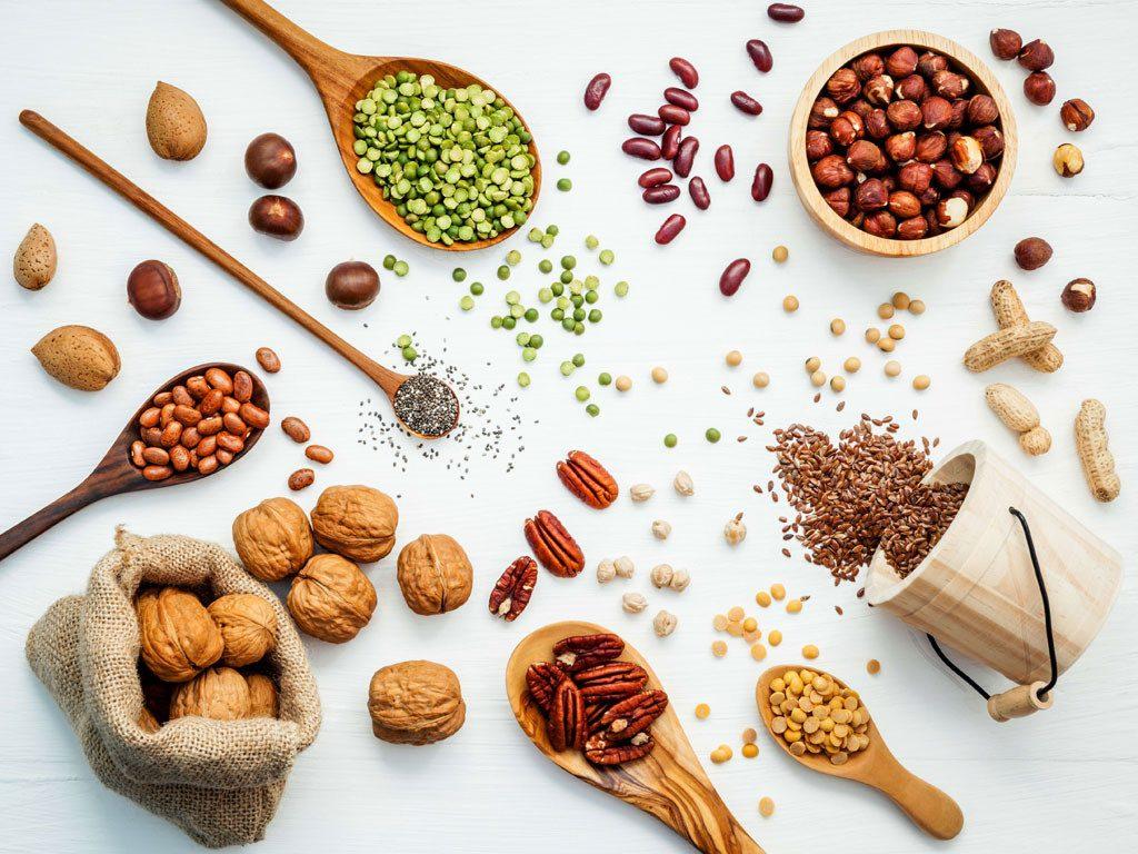 5 loại hạt cho nàng giảm cân1