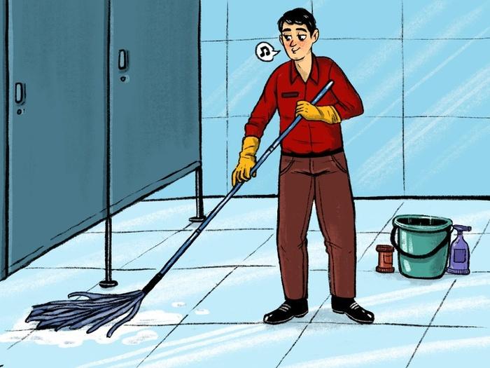 Tại sao cánh cửa nhà vệ sinh công cộng không thiết kế kín