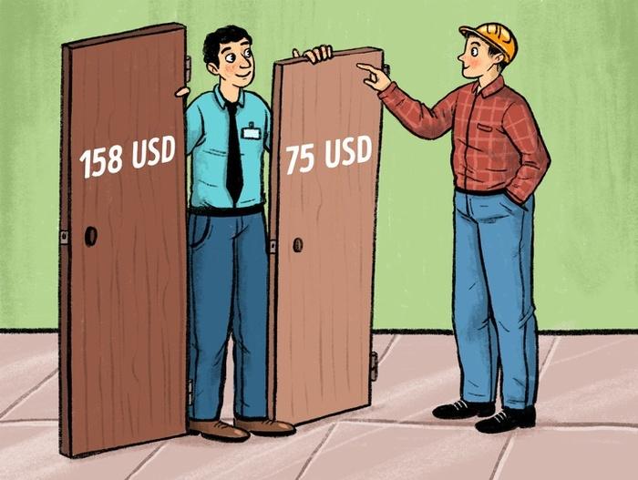 Tại sao cánh cửa nhà vệ sinh công cộng không thiết kế kín3