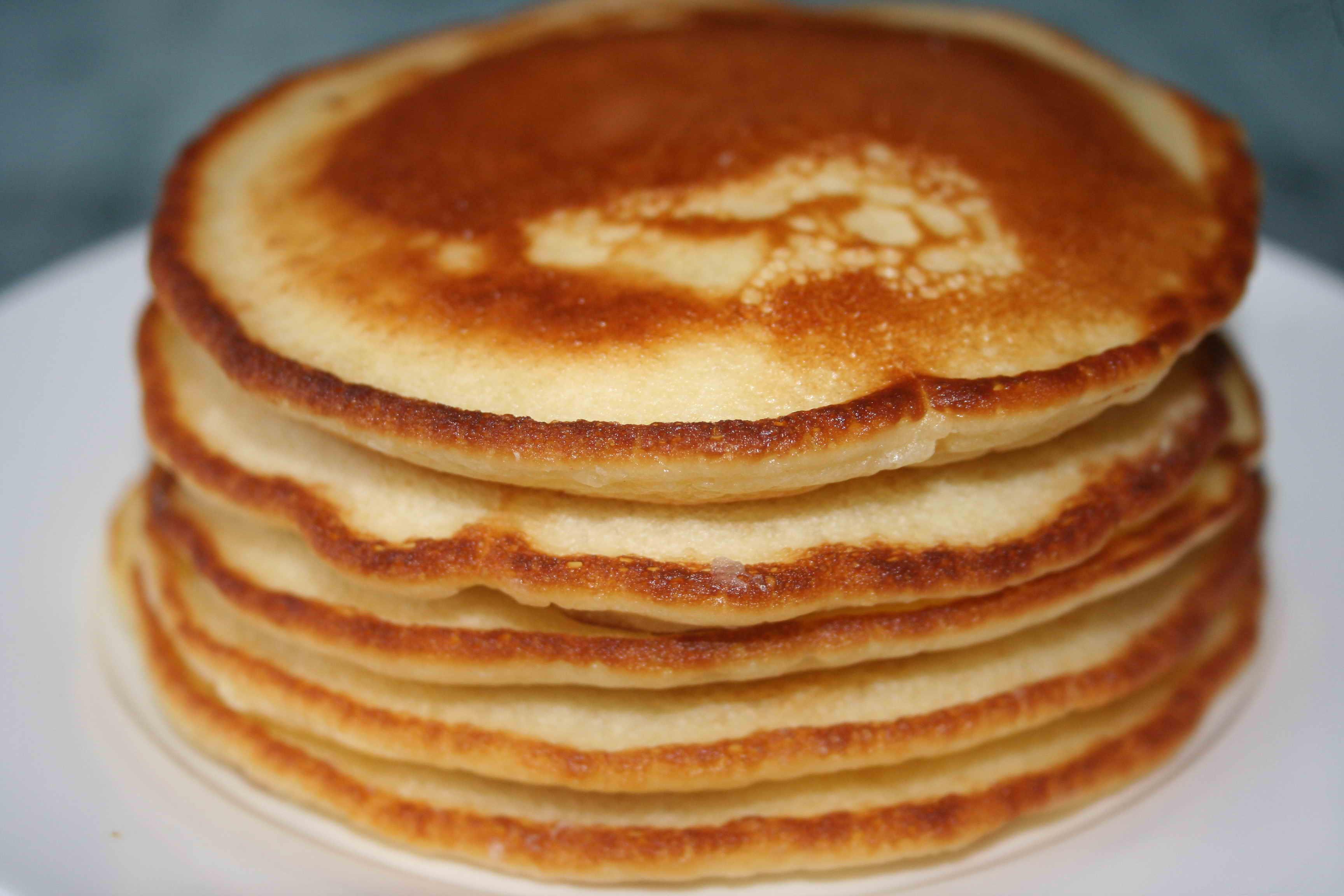 1. pancake khoai lang mật ong