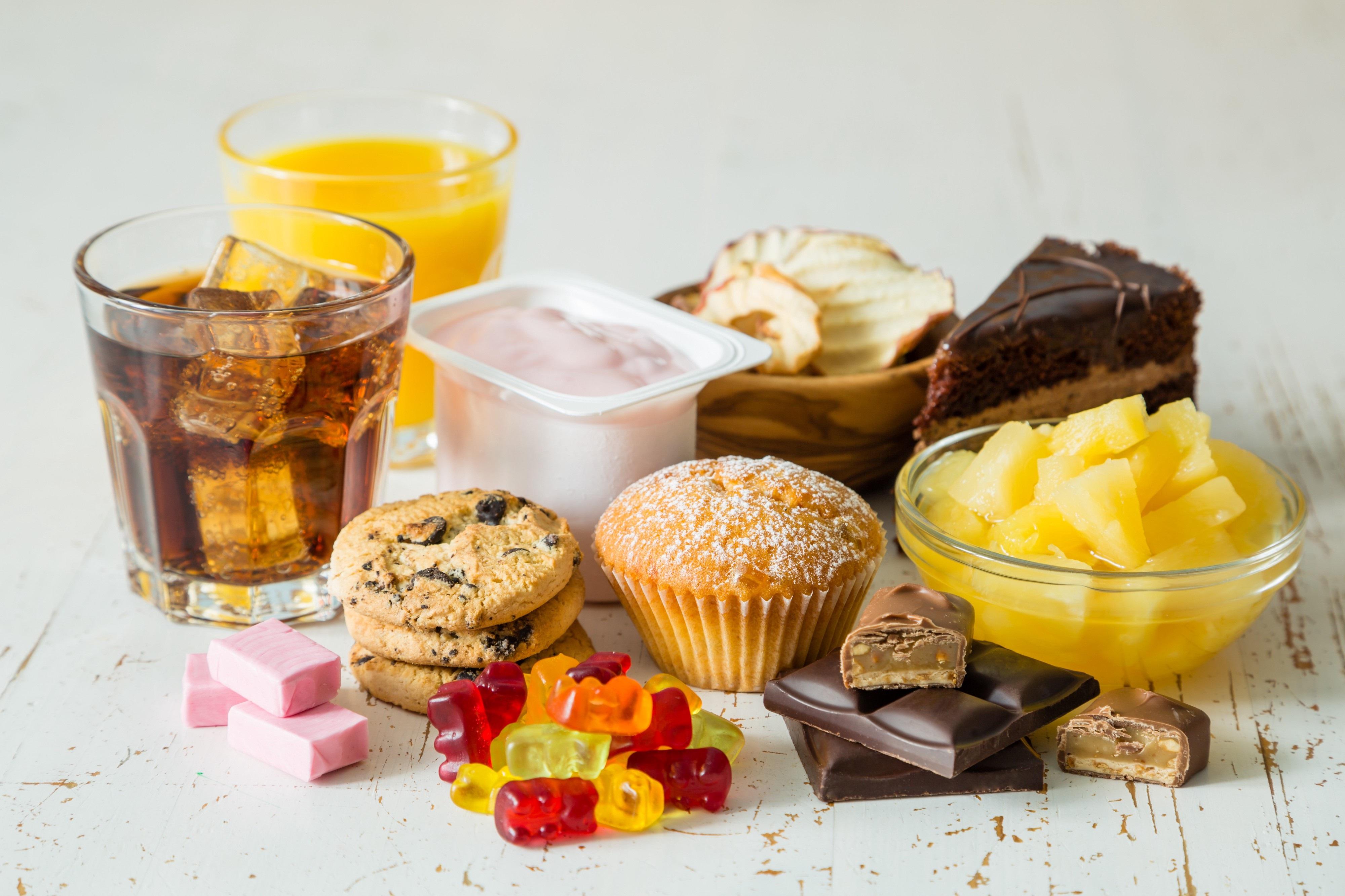 3.giảm cân mãi vẫn không thành công vì thường xuyên tiêu thụ 5 loại thực phẩm sau4