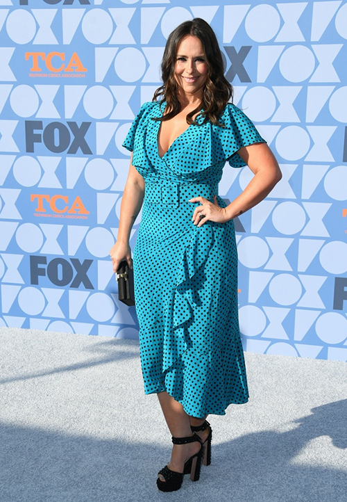 07 August 2019 - Los Angeles, California - Jennifer Love Hewitt. FOX Summer TCA 2019 All-Star Party held at Fox Studios. Photo Credit: Birdie Thompson/AdMedia//Z-ADMEDIA_adm_2019FoxSummerTCA_BT_083/1908080930