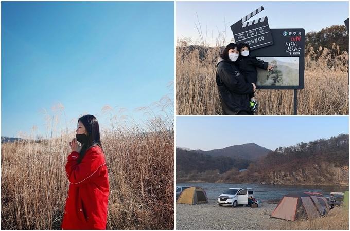 5.Người Hàn check-in điểm quay 'Hạ cánh nơi anh' giữa dịch3