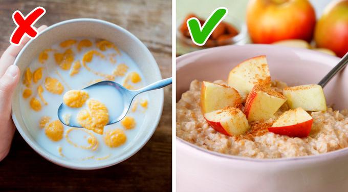 7.6 món hạn chế ăn buổi sáng để 'bảo toàn' vóc dáng1