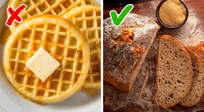 7.6 món hạn chế ăn buổi sáng để 'bảo toàn' vóc dáng2