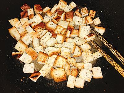 Bánh mì ngào bơ caramel2