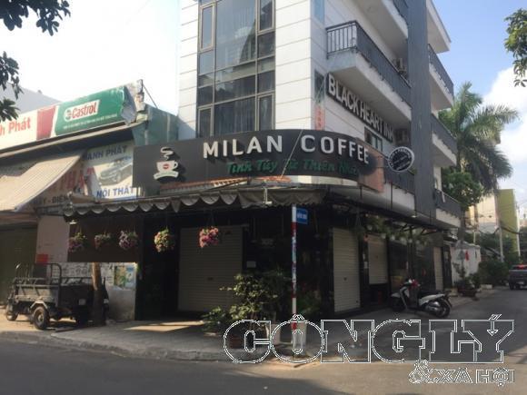 Quán cà phê đóng cửa trên địa bàn quận Tân Phú