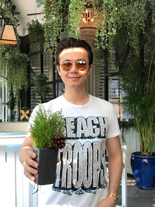 Theo Thúy Vân, bạn trai dành cho cô nhiều lời khuyên trong sự nghiệp lẫn cuộc sống.