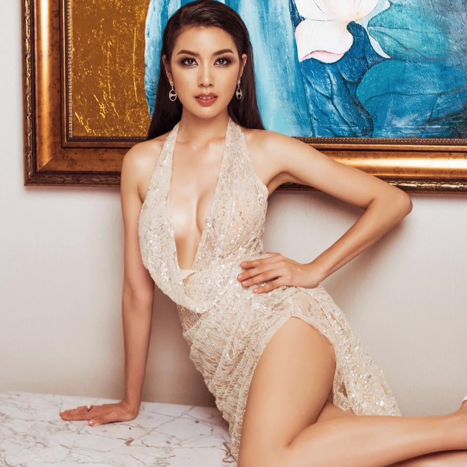Thúy Vân từng đoạt nhiều danh hiệu cao quý trước khi đến với Hoa hậu Hoàn vũ Việt Nam 2019