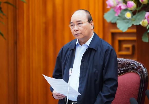 Thủ tướng Chính phủ Nguyễn Xuân Phúc - Ảnh: VGP