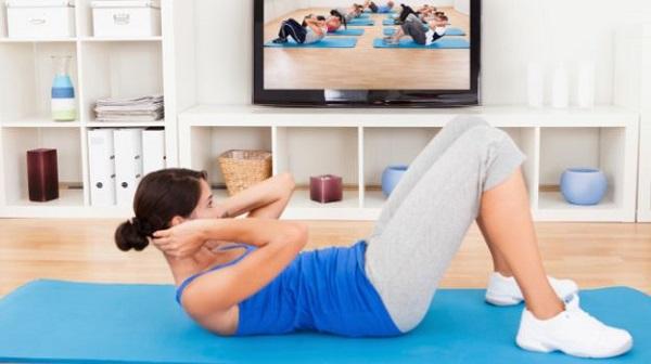 Tập thể dục đều đặn là một trong những cách giúp da khỏe - đẹp hơn.
