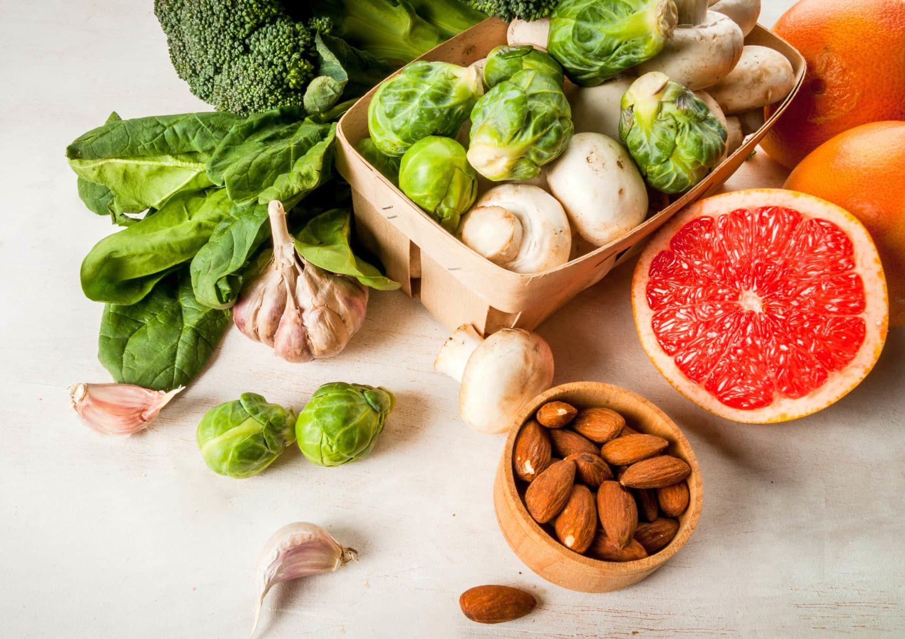 rau giúp tăng cường hệ miễn dịch