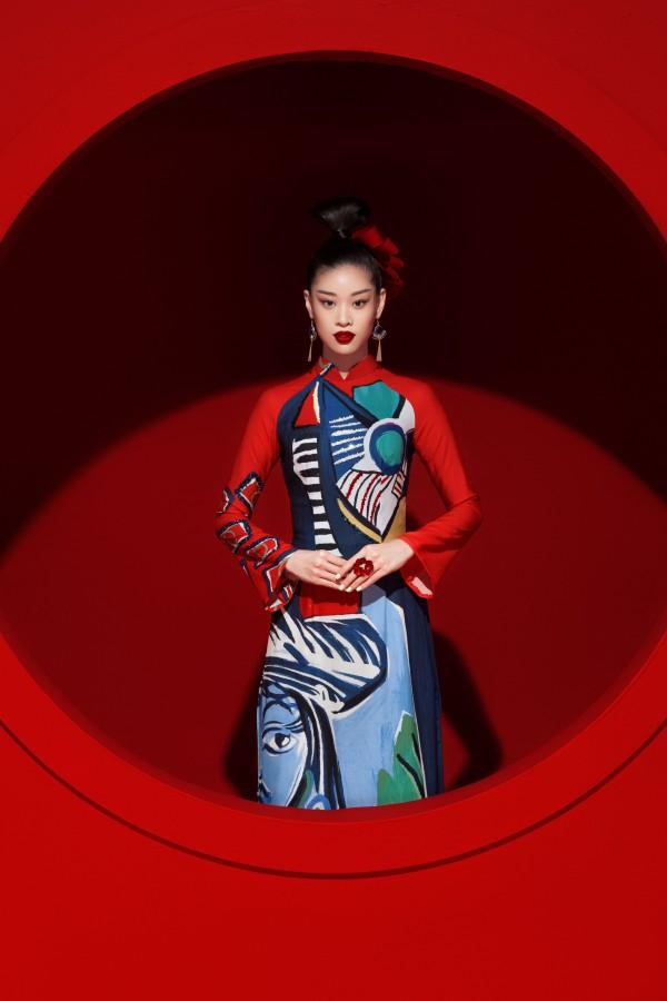 Ao dai Lien Huong_Hoa hau Khanh Van (2)