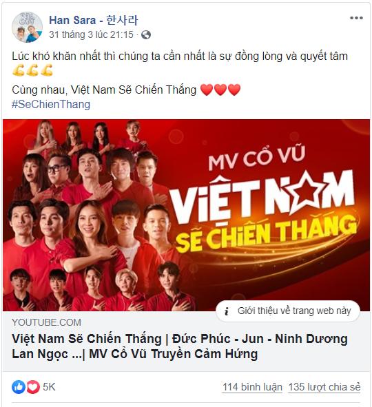 FB Han sara