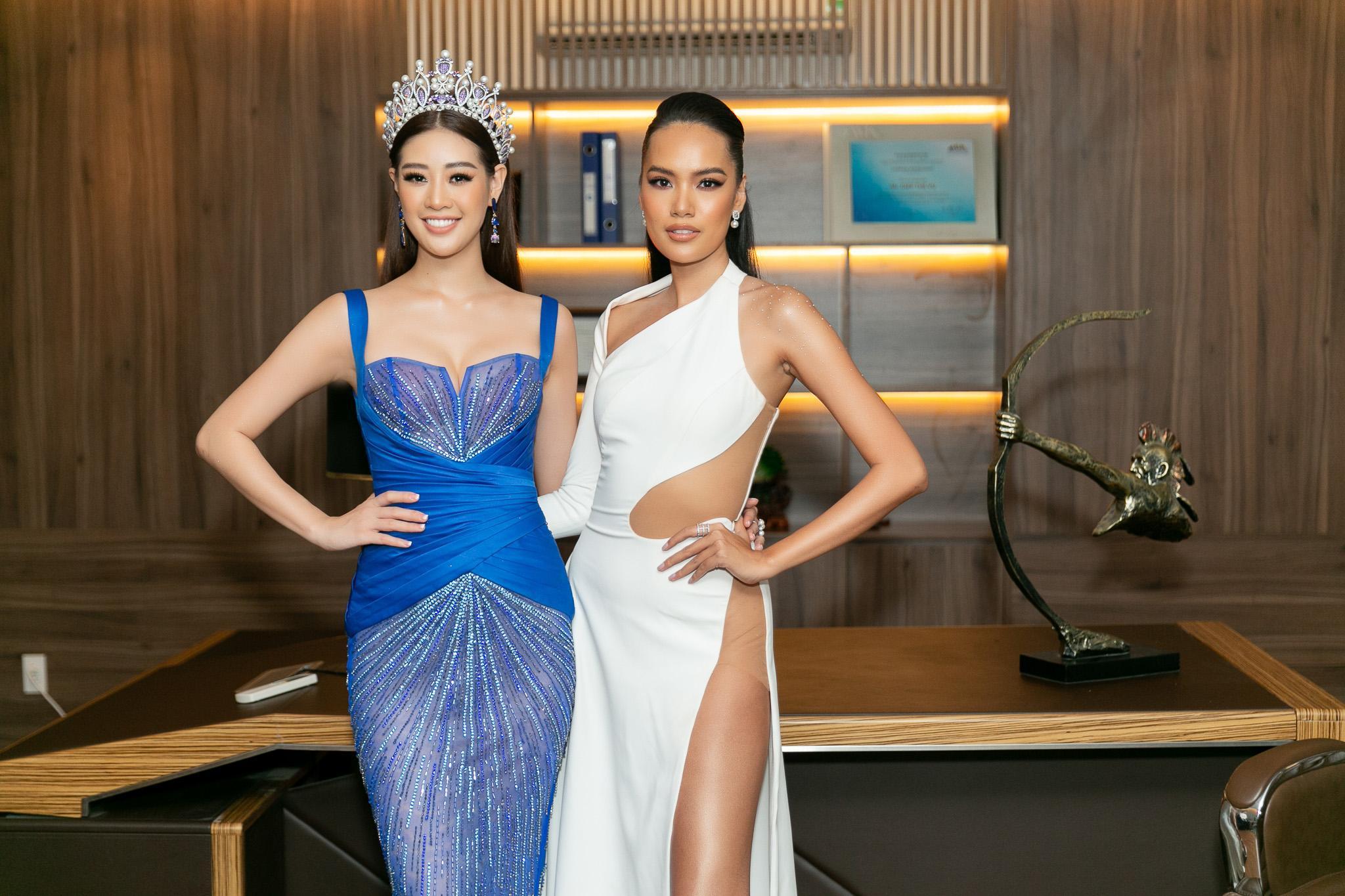 Hoa hau Khanh Van va nguoi dep bien Le Hoang Phuong (6)