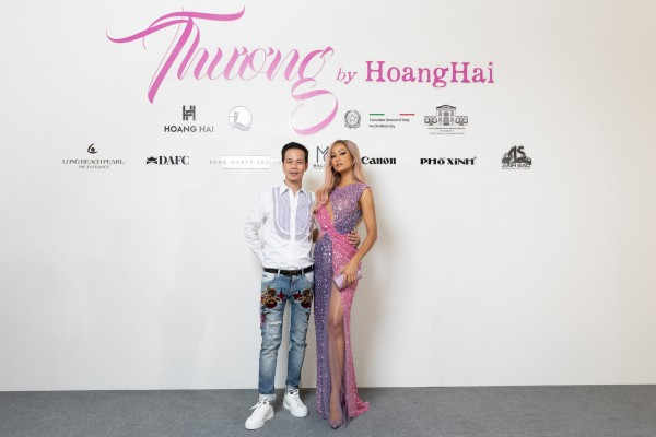 Hoa hau HHen Nie du show NTK Hoang Hai22