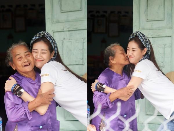 Hoa hau Khanh Van di thien nguyen tai Long AN135-horz