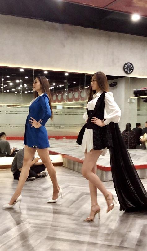 Hoa hau Khanh Van_Vo Hoang Yen_Catwalk6