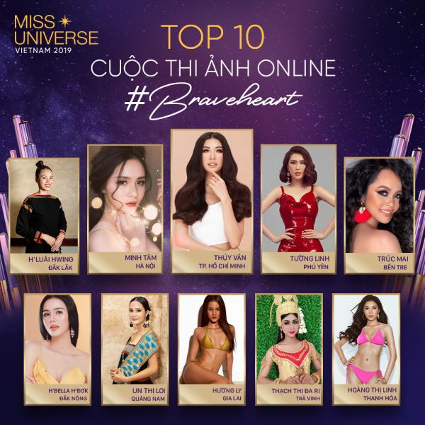 TOP 10 Chung Cuoc