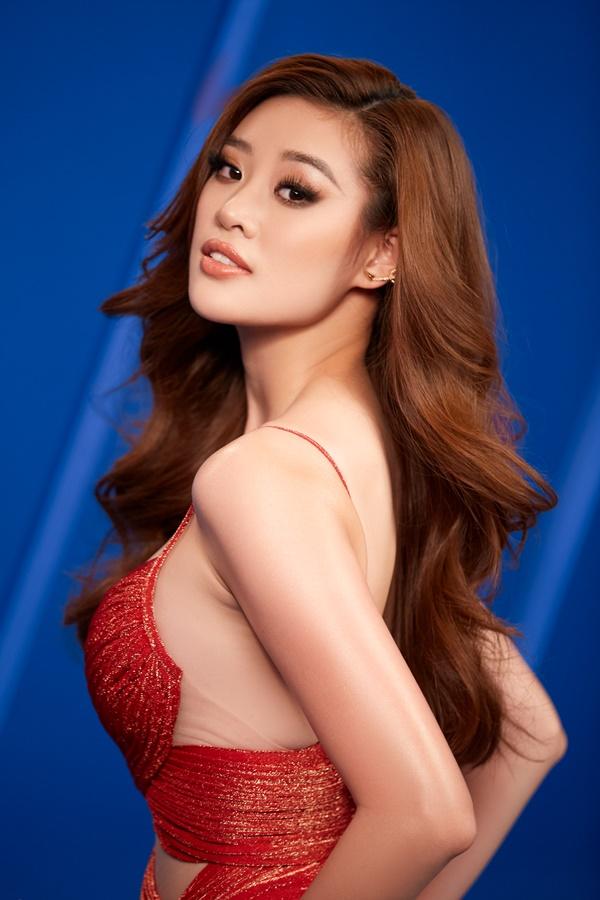 Hoa hau Khanh Van_Hinh hieu Road To Miss Universe 202015