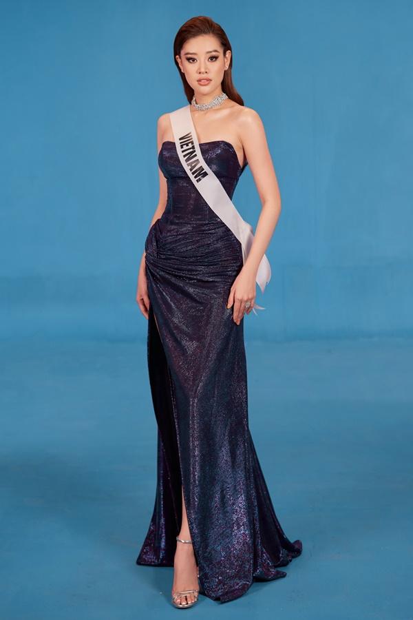 Hoa hau Khanh Van_Hinh hieu Road To Miss Universe 202029